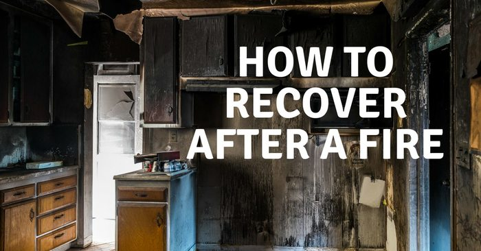 How to Recover After a Fire