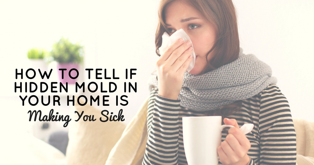 Mold in Home Making You Sick