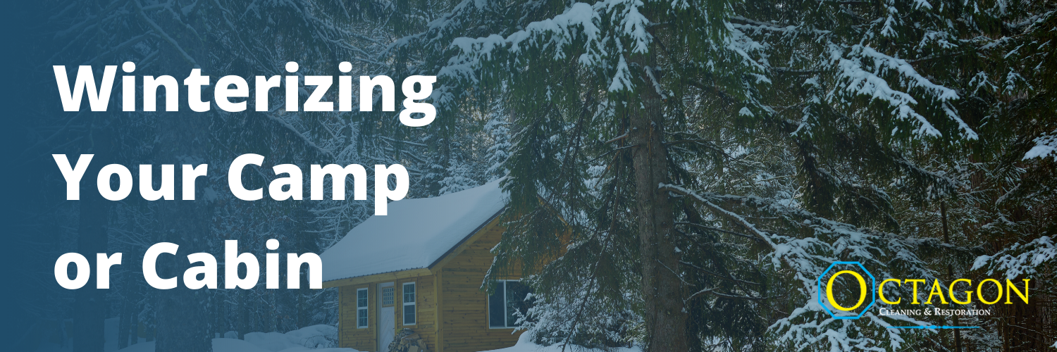 winterizing your camp or cabin