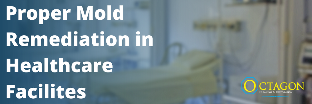 Proper Mold Remediation in Hospitals and Healthcare Facilities