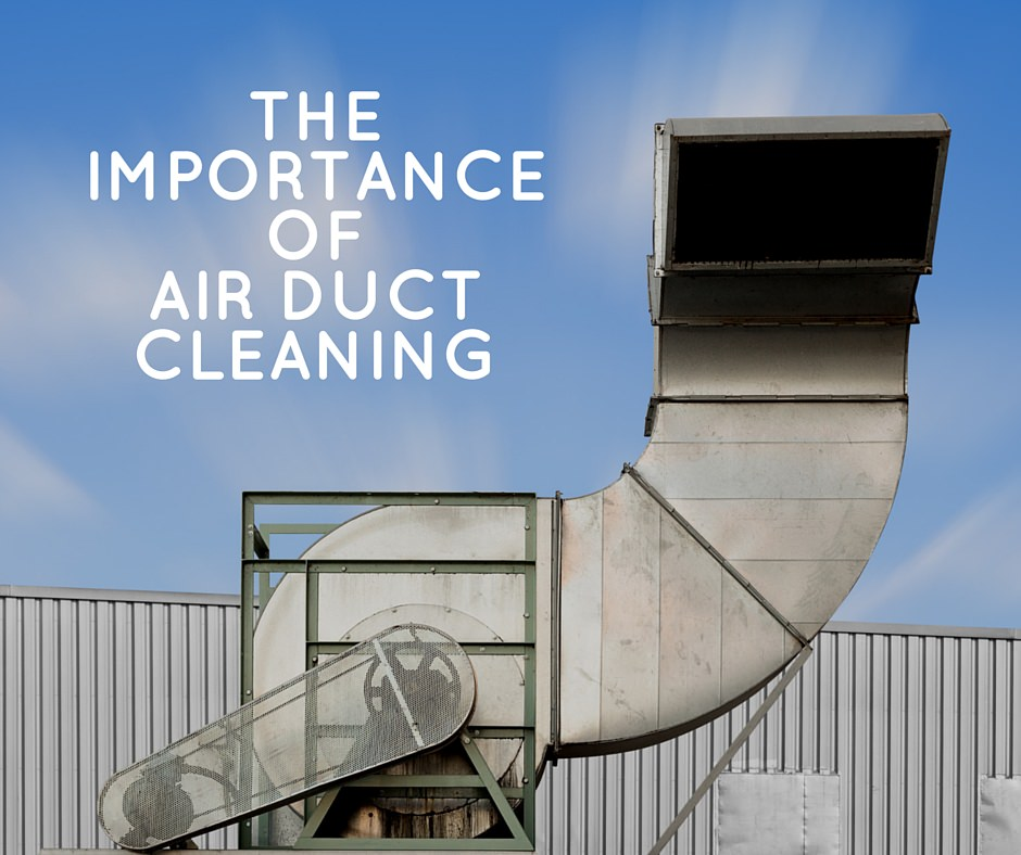 The Importance of Commercial Air Duct Cleaning