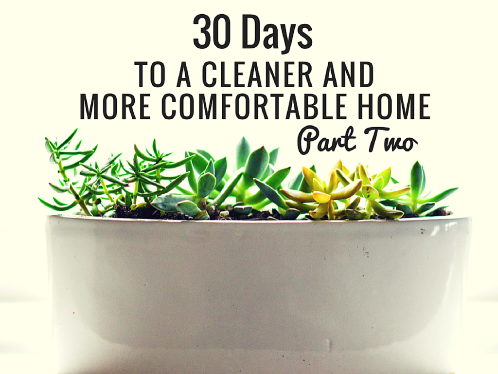 Cleaner and more comfortable home