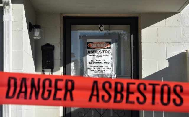 A Guide to the Asbestos Removal Process