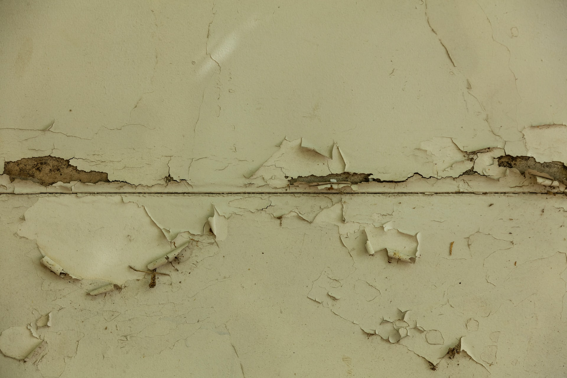 old chipping paint