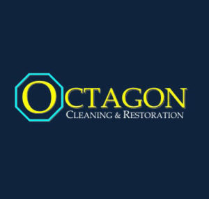 Octagon Cleaning and Restoration Logo