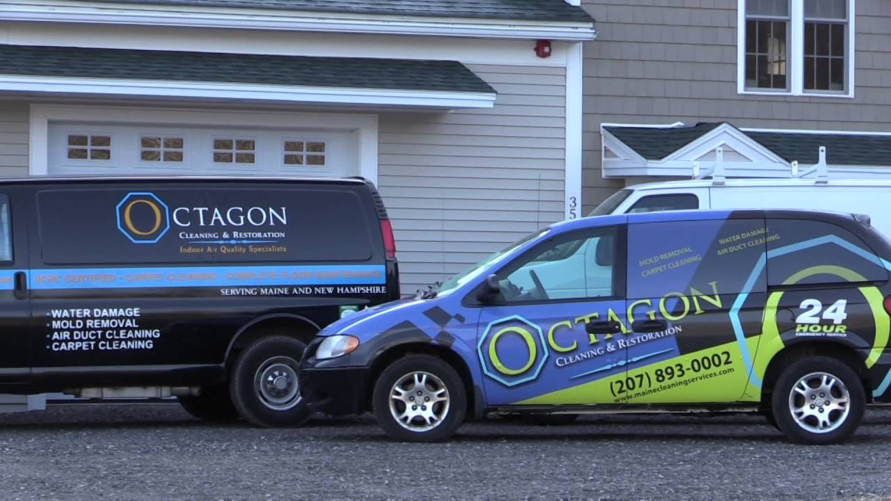 Octagon Cleaning Vehicles