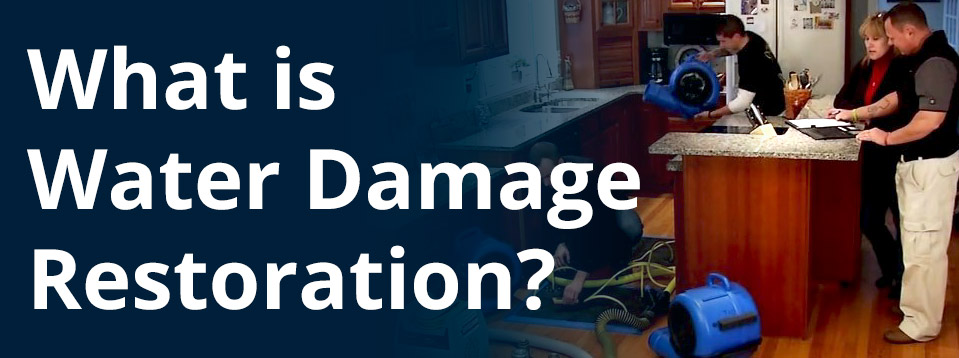What is Water Damage Restoration Service?